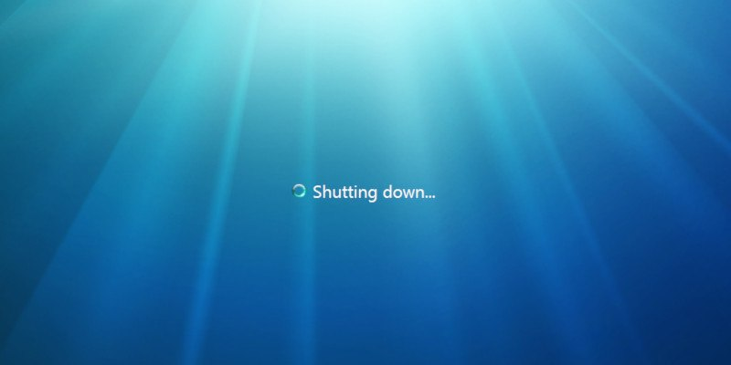 Why Is Windows Taking So Long to Shut Down?