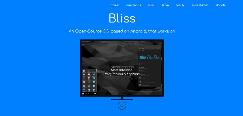 6-android-projects-android-to-pc-bliss-os
