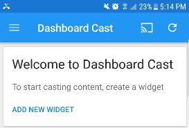 chromecast-dashboard-welcome
