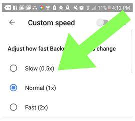 chromecast-data-custom-speeds