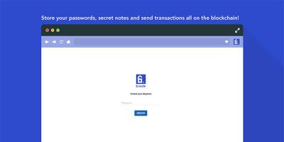 b.lock Password Manager