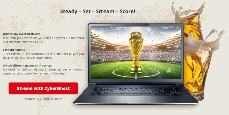 cyberghost-stream-world-cup