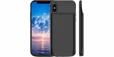 No More Charging Concerns with Vproof iPhone X Battery Case for $21.99