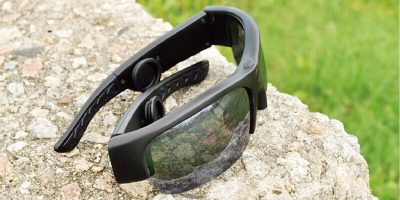 Hate Things in Your Ears? Try TJ8 Bone Conduction Headphones Sunglasses for Under $80