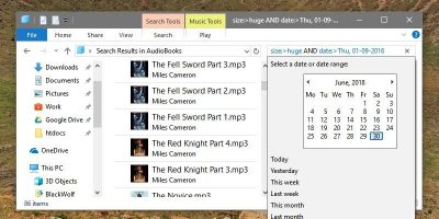 File Explorer Search Filters Every Windows User Should Know