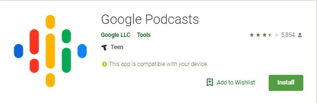 google-podcasts-play-store