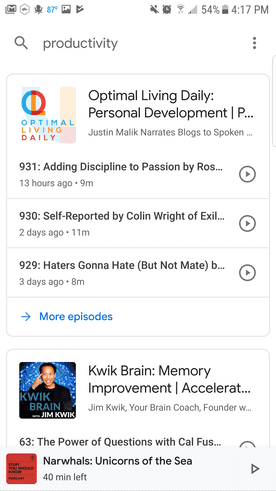 google-podcasts-search-results