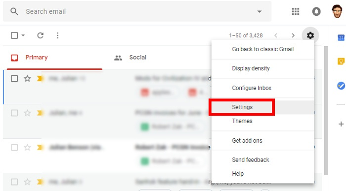 how-to-access-gmail-on-desktop-gmail-settings