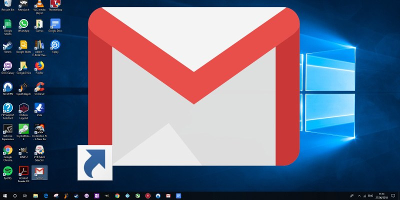 how to access gmail on your desktop make tech easier