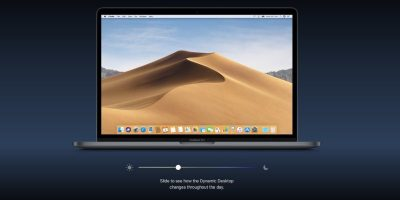 How to Get Mojave Dynamic Desktop on Your Mac Now