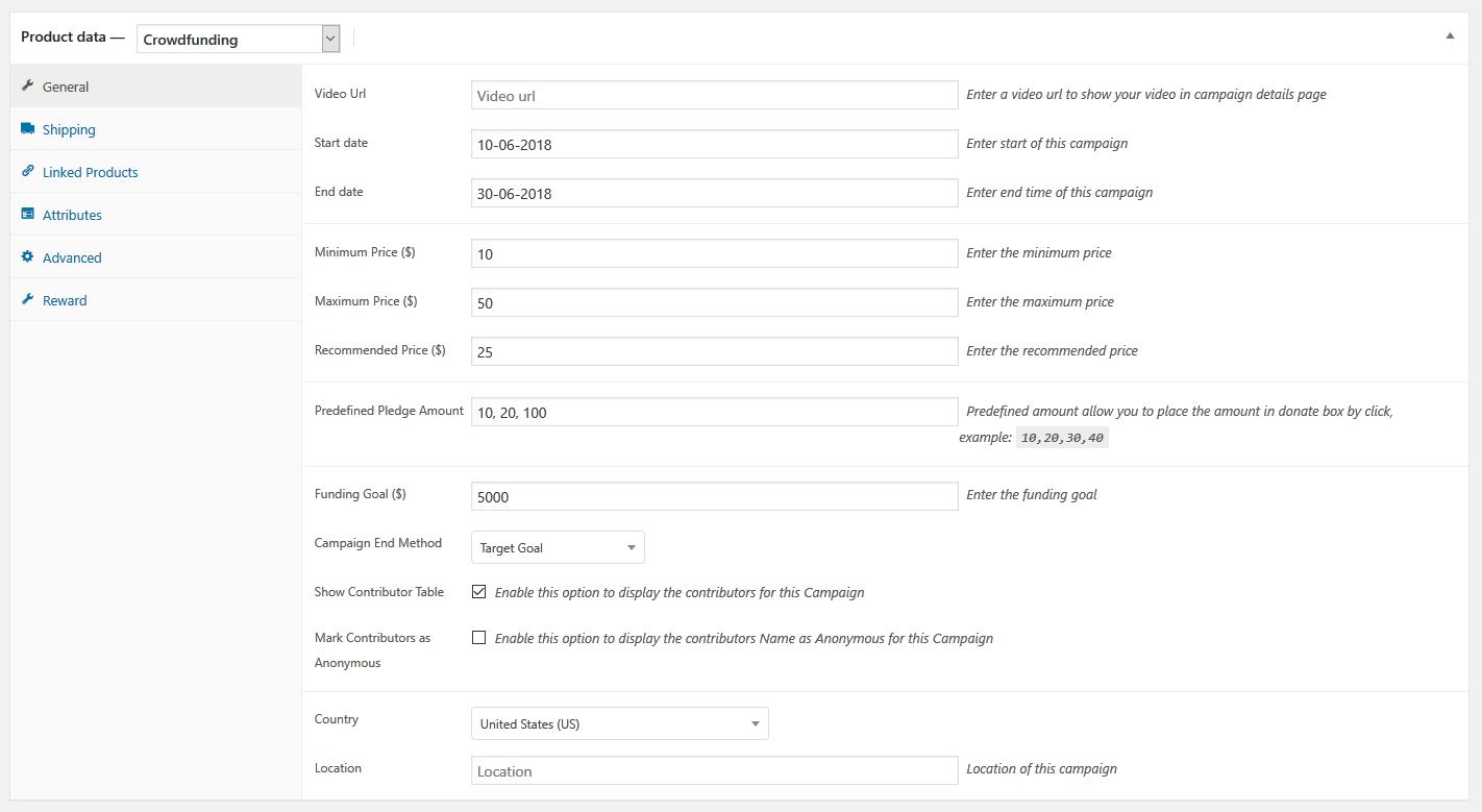 wp-crowdfunding-plugin-project-settings