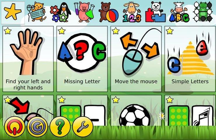5 of the Best Linux Educational Software and Games for Kids ...