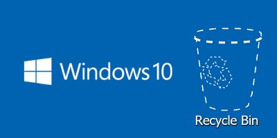 How to Find a Lost Recycle Bin in Windows 10
