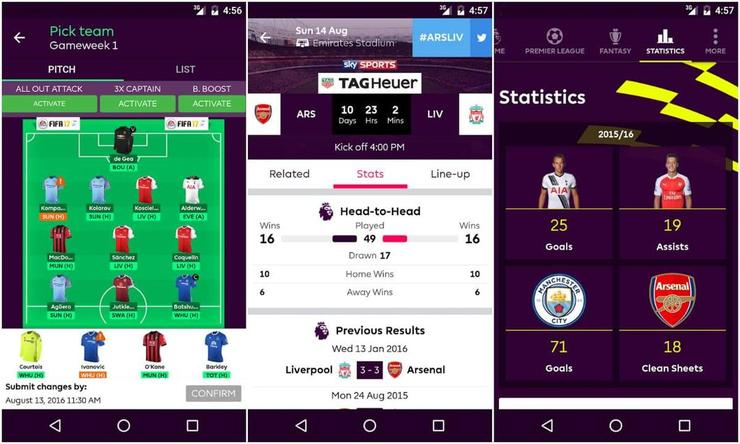 5 of the Best Android Apps for Premier League Fans - Make Tech Easier