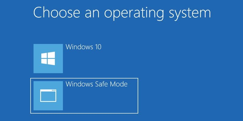 How to Add Safe Boot to Boot Options in Windows 10 - Make