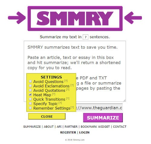 best-online-summarizer-tools-smmry