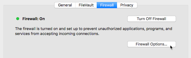 How to Configure Your Mac's Firewall Correctly - Make Tech