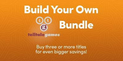 Build Your Own Telltale Games Bundle at Great Savings
