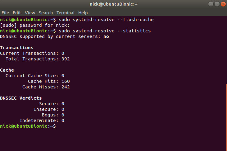 How to Flush the DNS Cache on Linux - Make Tech Easier