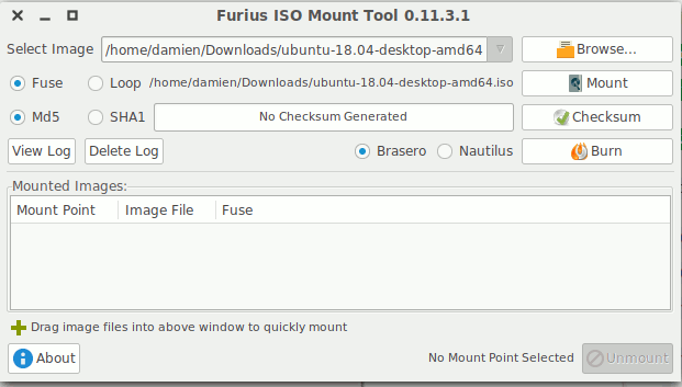 How to Mount an ISO File in Linux - Make Tech Easier