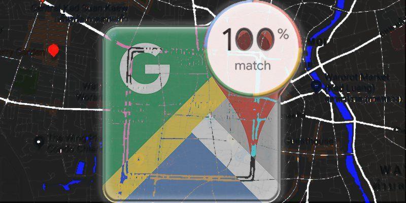 Изучение с помощью Google Maps новых функций рекомендаций