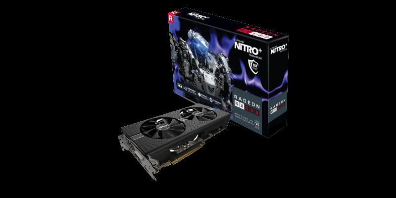 AMD RX 580 Sapphire