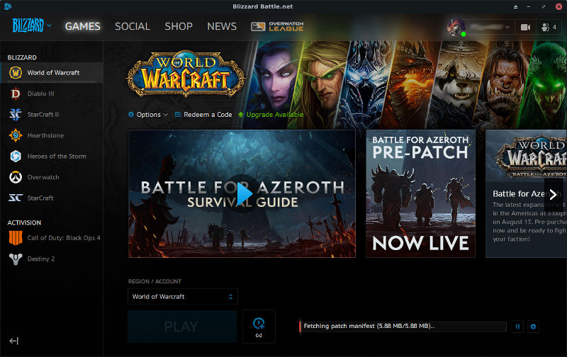 How to Install and Play World of Warcraft on Ubuntu - Make