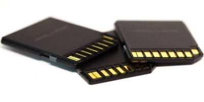 Used Memory Cards Aren't Such a Good Deal: Most Holding Data from Prior Use