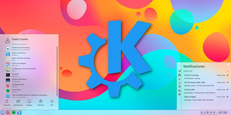 7 of the Best KDE Plasma Themes for Linux - Make Tech Easier
