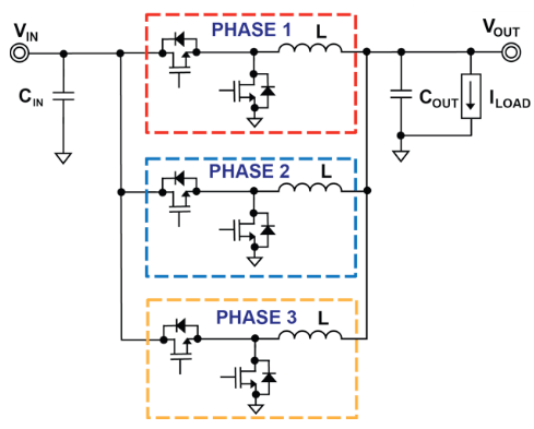 what-is-a-vrm-multi-phase-vrm-schematic