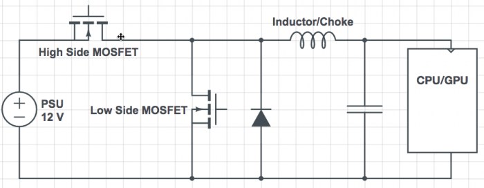 what-is-a-vrm-single-phase-basic-vrm-schematic