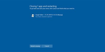 How to Automatically End Tasks While Shutting Down Windows