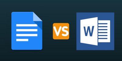 Microsoft Word vs Google Docs: Who Wins?