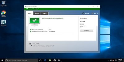 How to Stay Safe in Windows 10 without Using an Antivirus