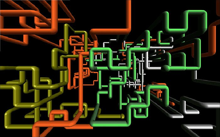 best-screensavers-windows-10-3d-pipes