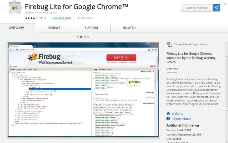 change-website-fonts-firebug-lite-extension