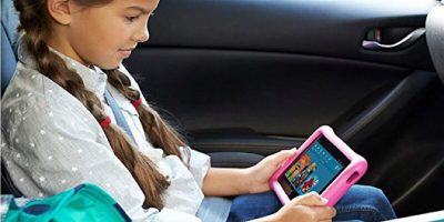 Back-to-School Help with a Fire HD 8 Kids Edition Tablet, Under $100