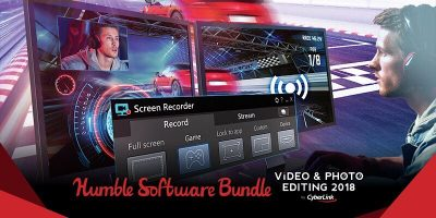 Get the Humble Video & Photo Editing Software Bundle at Price of Your Choosing