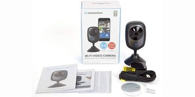 Keep Your Cars Safe with Momentum Wi-Fi Garage Door Opener Controller, $20 Off