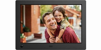 View Your Photos and Videos as Slideshow With NIX X08G Hi-Res Digital Photo Frame (15% Off)
