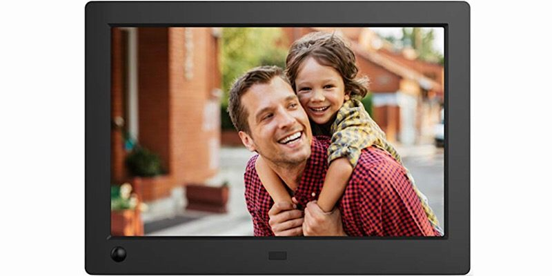View Photos and Videos as Slideshow With NIX X08G Digital Photo ...