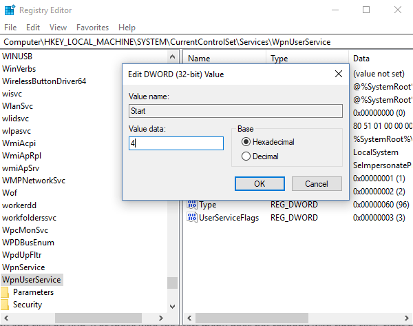 edit windows startup menu