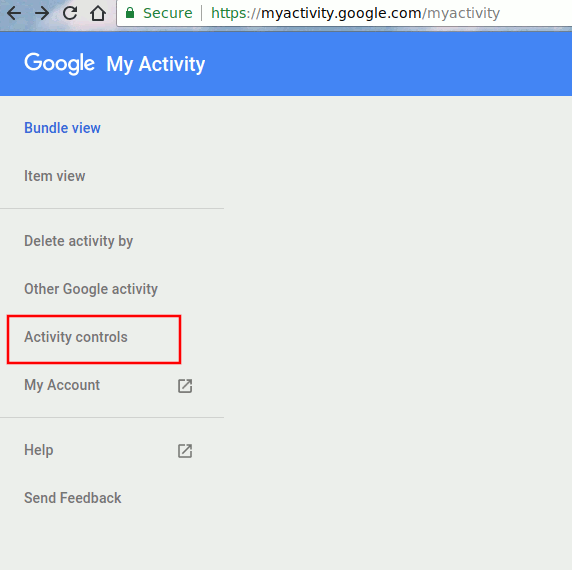 how to turn off google location tracking chrome