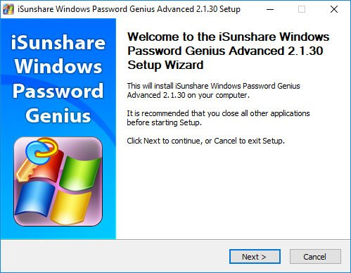 isunshare-password-genius-click-next