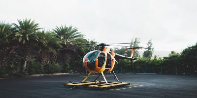 Autonomous Helicopters to Be Used as Ambulances and Later Passengers