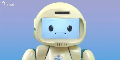 QTrobot Could Be Used as Link Between Autistic Children, Therapists, and Parents
