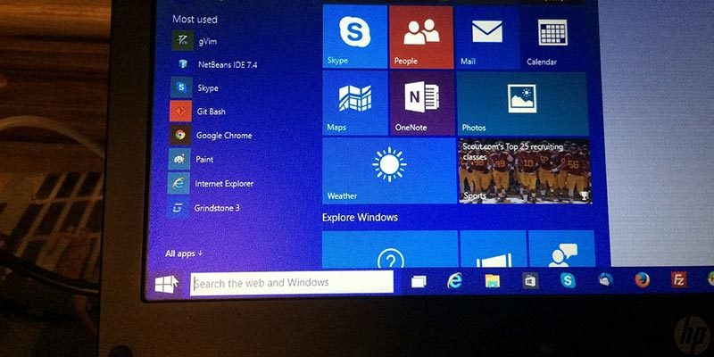 How to Disable App Launch Tracking in Windows 10 - Make Tech