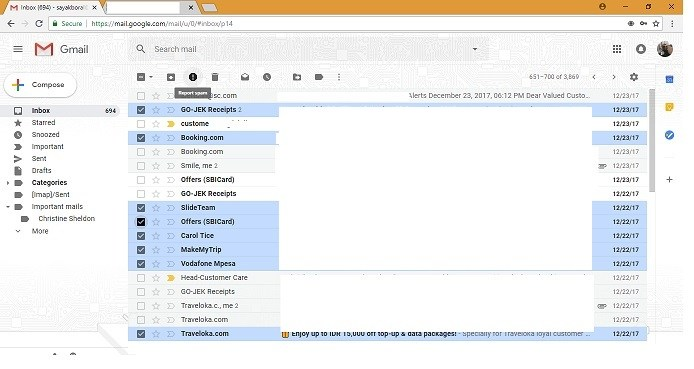 How to Block Unwanted Emails in Gmail - Make Tech Easier