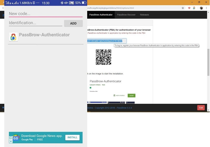passbrow-authenticator-android