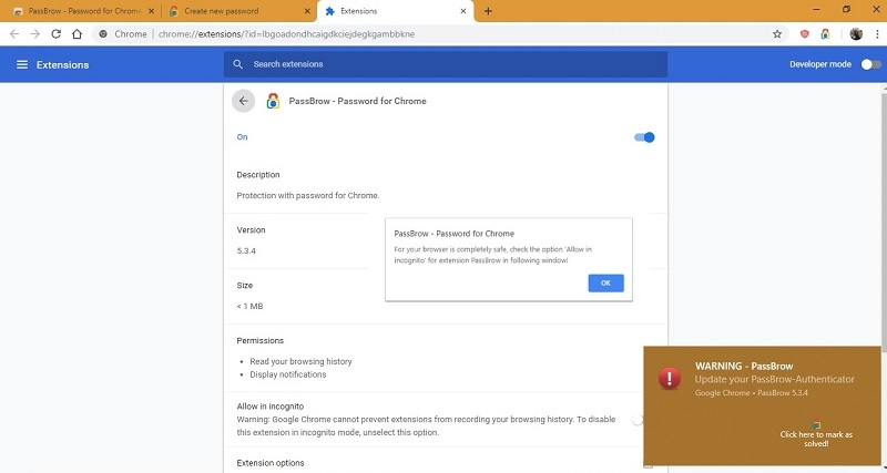 How to Lock Google Chrome with Passwords - Make Tech Easier